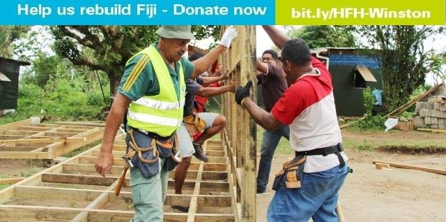 Habitat for Humanity Fiji (Official) cover