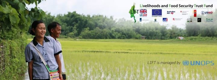 Livelihoods and Food Security Trust (LIFT) Fund cover