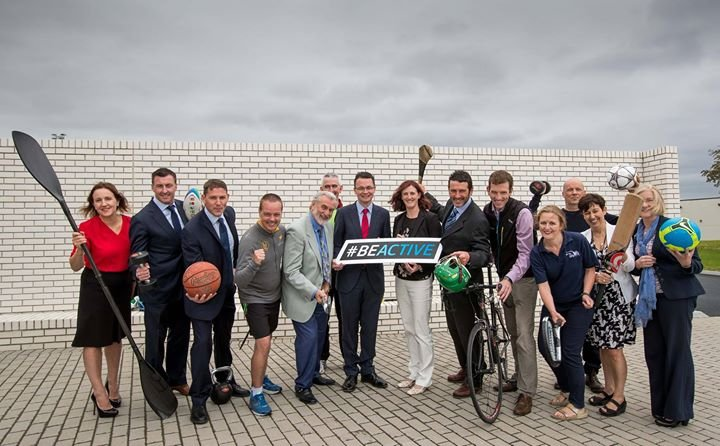 County Carlow Sports Partnership cover