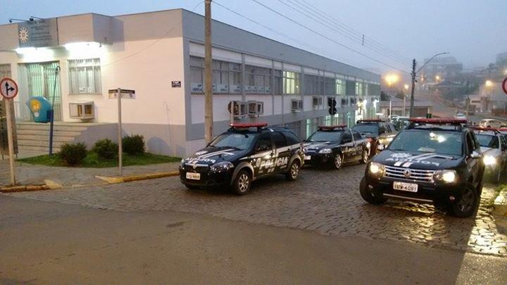 Policia Civil Delegacias De Polícia de Vacaria cover