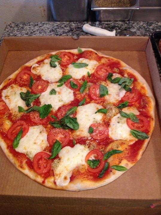 Rico's Pizzeria cover