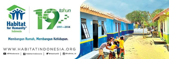 Habitat for Humanity Indonesia cover
