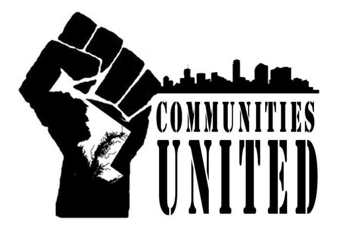 Communities United cover