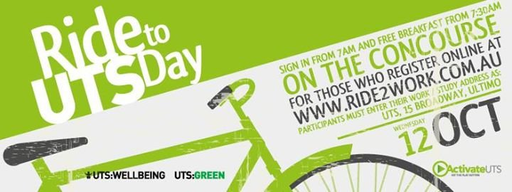 UTS: Green cover