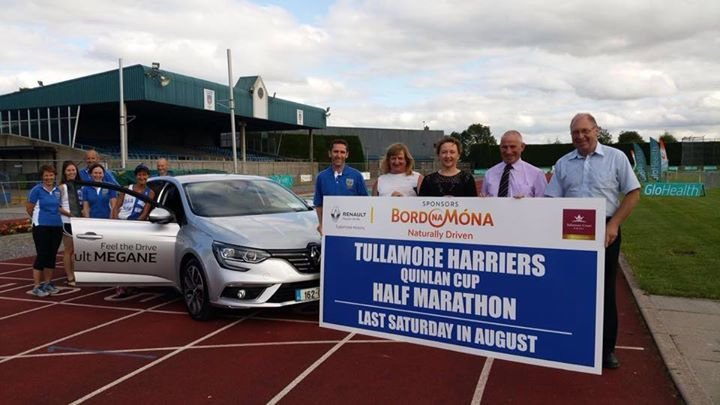 Tullamore Harriers Quinlan Cup Half Marathon cover
