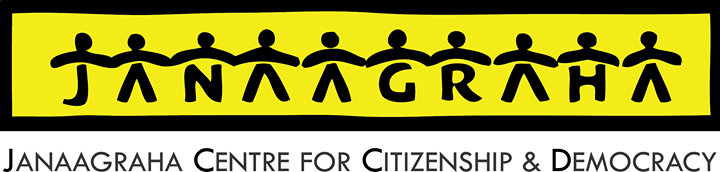 Janaagraha Centre for Citizenship and Democracy cover