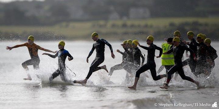 Triathlon Ireland cover