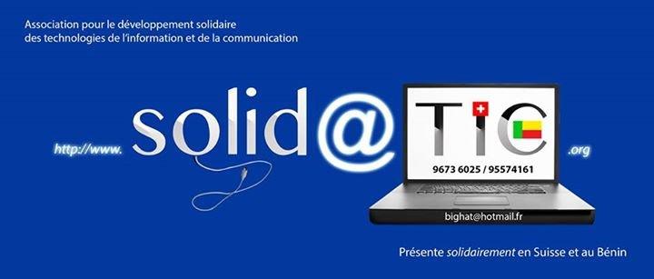 Solida-TIC Benin cover