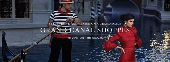 The Grand Canal Shoppes cover
