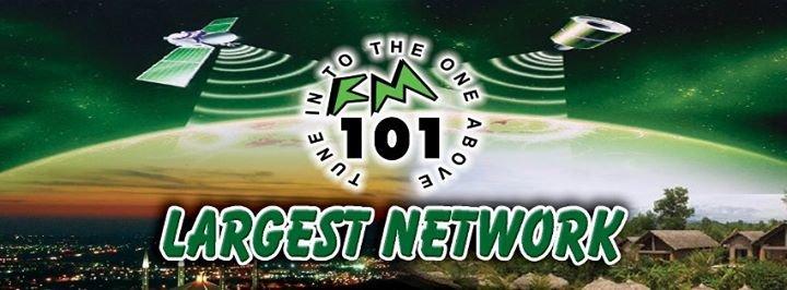 FM 101 Channel Pakistan cover