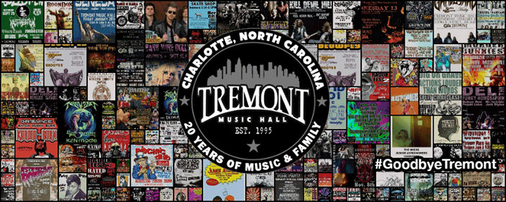 Tremont Music Hall cover