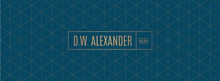 DW Alexander cover