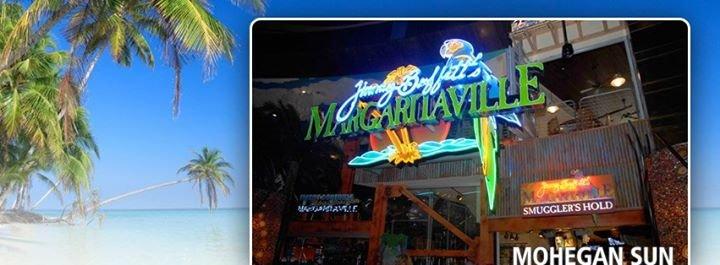 Margaritaville, Mohegan Sun cover