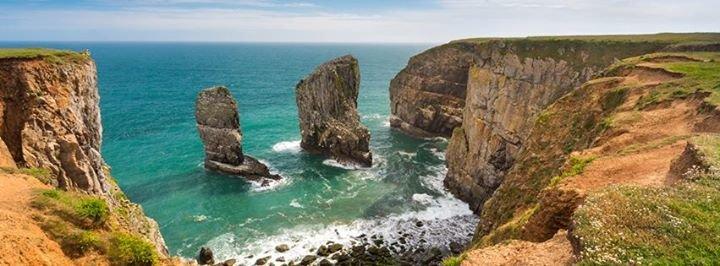 Pembrokeshire Coast cover