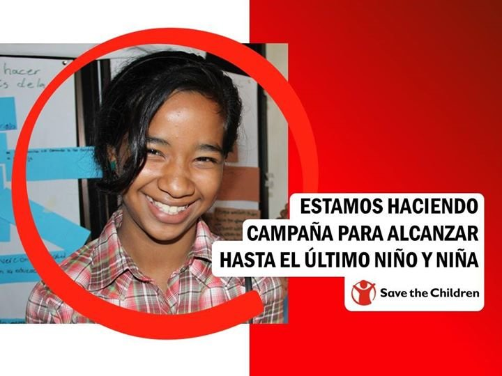 Save the Children en Nicaragua cover