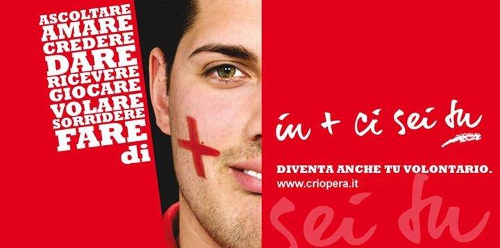 Croce Rossa Italiana - Manta cover