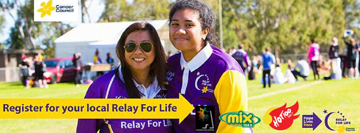 Relay For Life Darwin cover