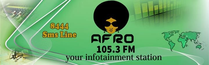105.3 AFRO FM cover