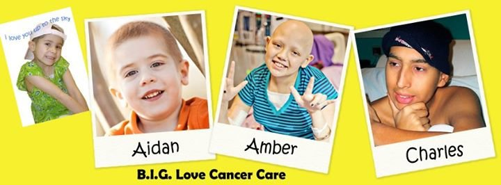 BIG Love Cancer Care cover