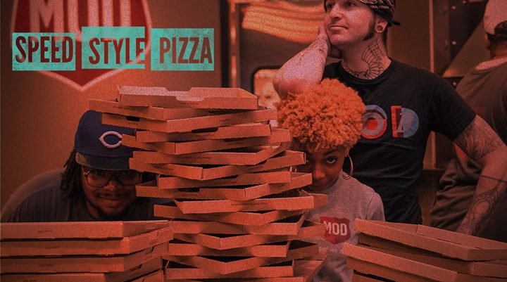 MOD Pizza UK cover