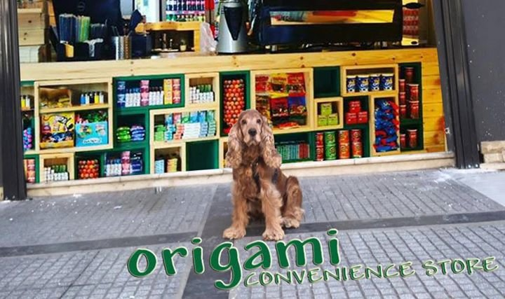 Origami Convenience Stores cover