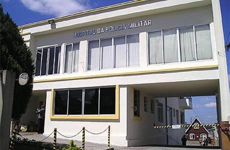 Hospital da Policia Militar do  Paraná cover