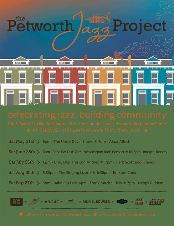 Petworth Jazz Project cover