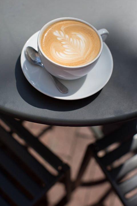 Peregrine Espresso cover