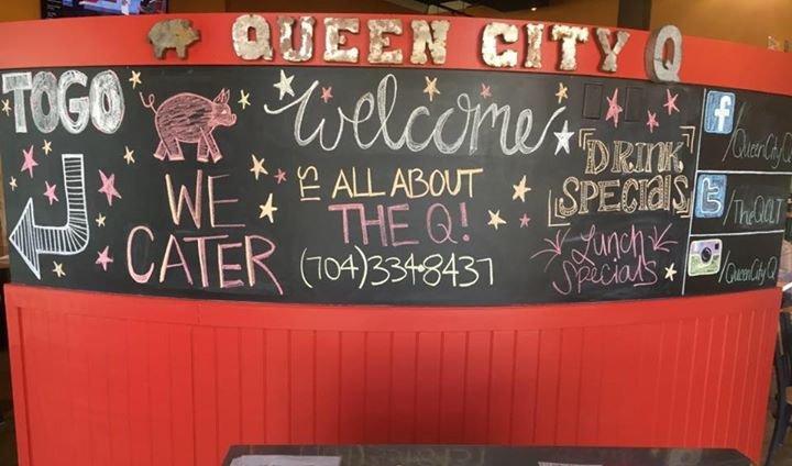 Queen City Q - Ballantyne cover