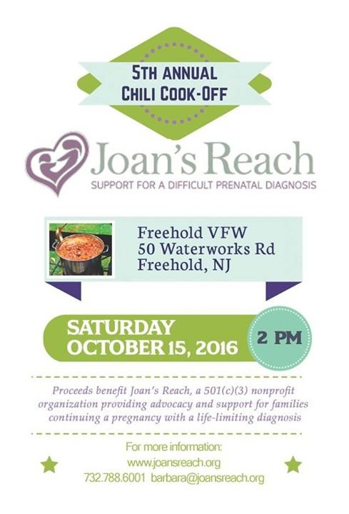 Joan's Reach cover