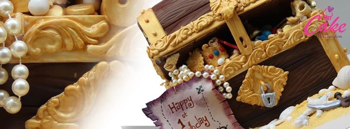 Cake Wellington cover