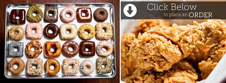 Astro Doughnuts & Fried Chicken cover