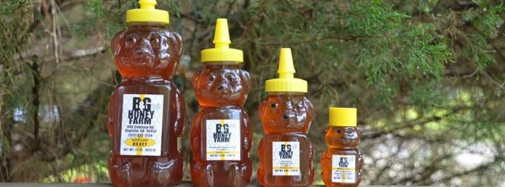 B & G Honey Farm cover