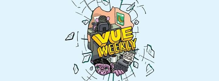 Vue Weekly cover