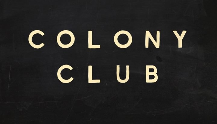 Colony Club cover