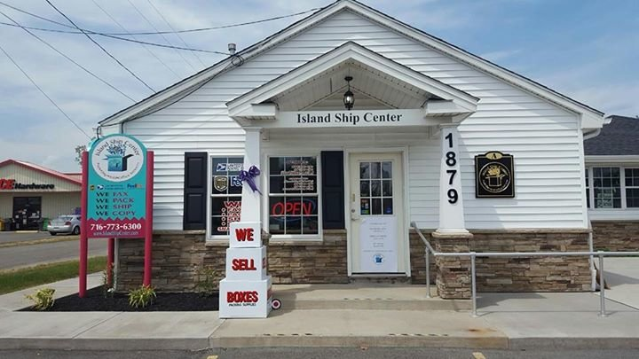Island Ship Center cover