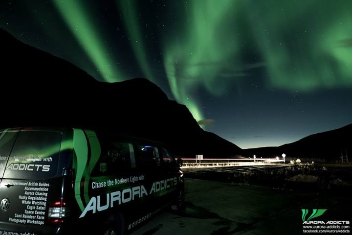 Aurora Addicts - Northern Lights Holidays and Tours cover