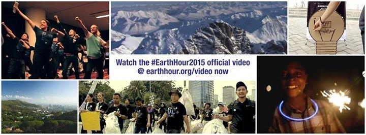 Earth HOUR 60+ Croatia cover