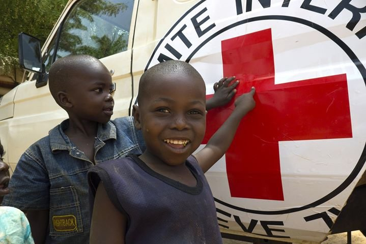 Comitê Internacional da Cruz Vermelha cover