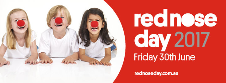 Red Nose Australia cover