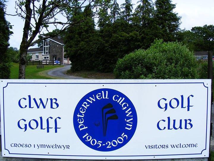 Cilgwyn Golf Club cover