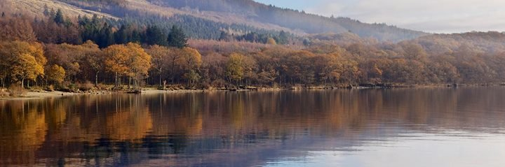 Loch Lomond & The Trossachs National Park cover