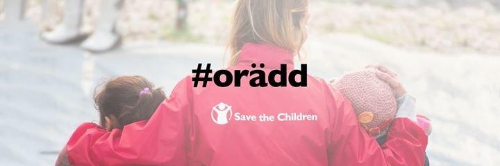 Rädda Barnen cover