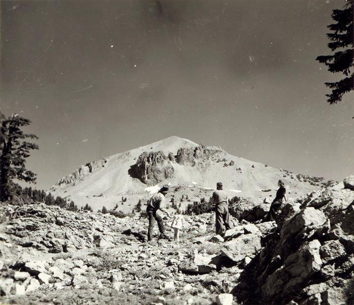 Lassen Volcanic National Park cover