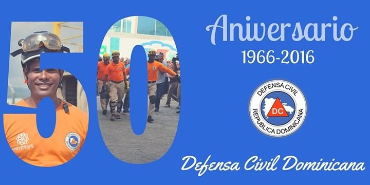 Defensa Civil Dominicana cover