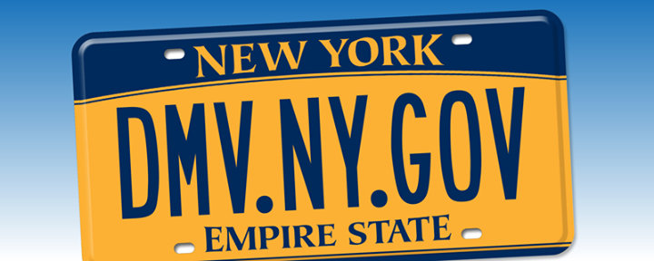 New York State Department of Motor Vehicles cover