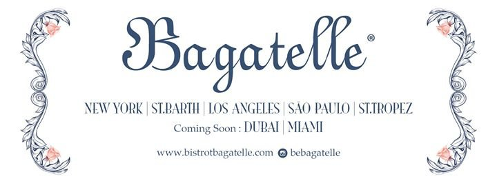 Bagatelle cover