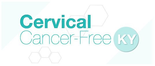 Cervical Cancer-Free Kentucky cover