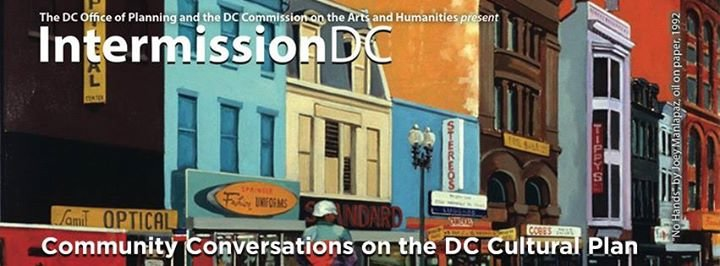 DC Commission on the Arts and Humanities cover