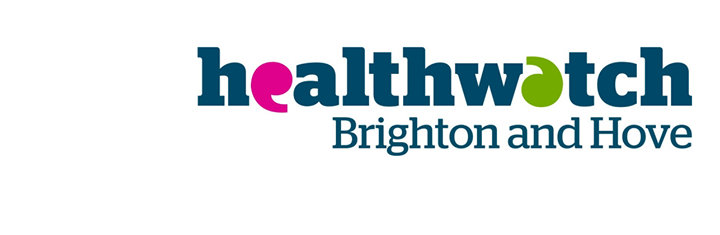 Healthwatch Brighton and Hove cover